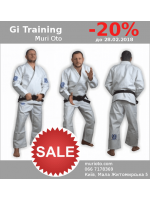 Kimono for BJJ Training with 20% discount!