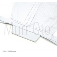 Hakama, white (100% cotton)