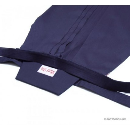 Hakama, dark blue (blended)