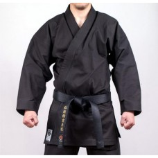 Karate Gi Muri Oto Black