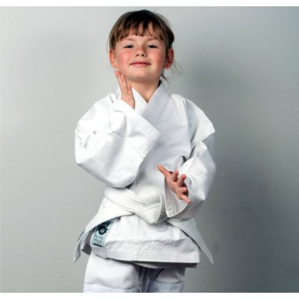 Aikido Gi — Single Layer Uniform for Kids