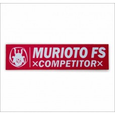 Muri Oto Competitor Patch