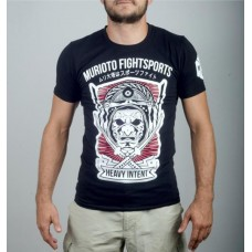 Футболка Murioto Fightsports Black