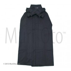 Hakama, black (100% cotton)