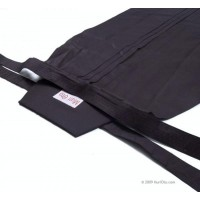 Hakama, black (blended fabric)