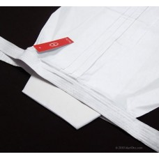 Hakama, white (blended fabric)