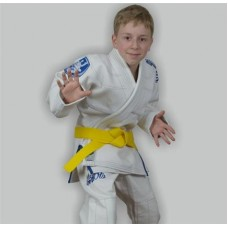Kiddo White BJJ Gi For Kids