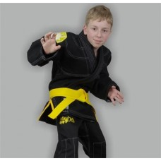 Kiddo BlackBlue BJJ Gi For Kids
