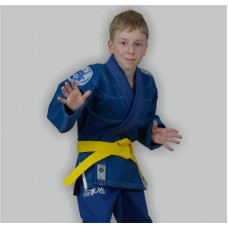 Kiddo Blue BJJ Gi For Kids