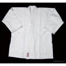 Aikido Jacket with Extra Stitching, 14 oz