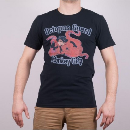 Octopus Guard Vs Monkey Grip Tee